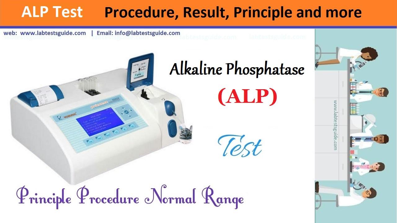 Alkaline Phosphatase Test Procedure