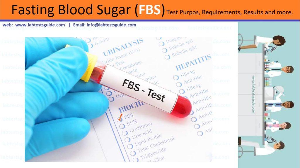 Fasting Blood Sugar