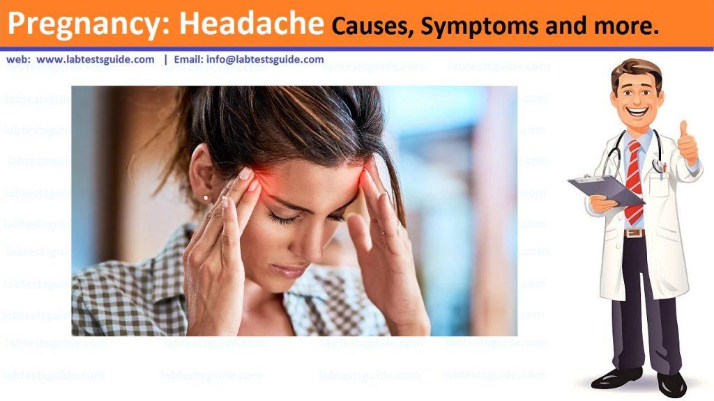 Pregnancy: Headache