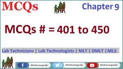 MCQs Chapter 9