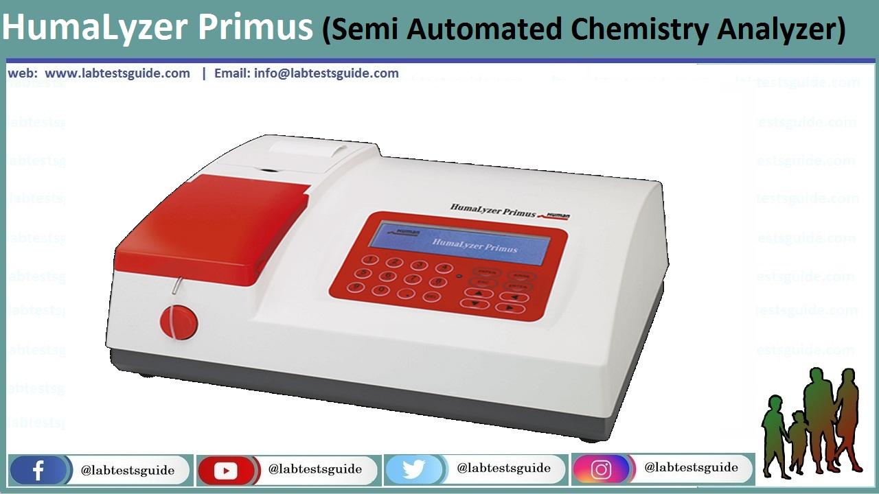 HumaLyzer Primus