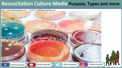 Resuscitation Culture Media