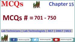 MCQs for Lab Technician