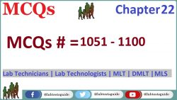MCQs for MLT