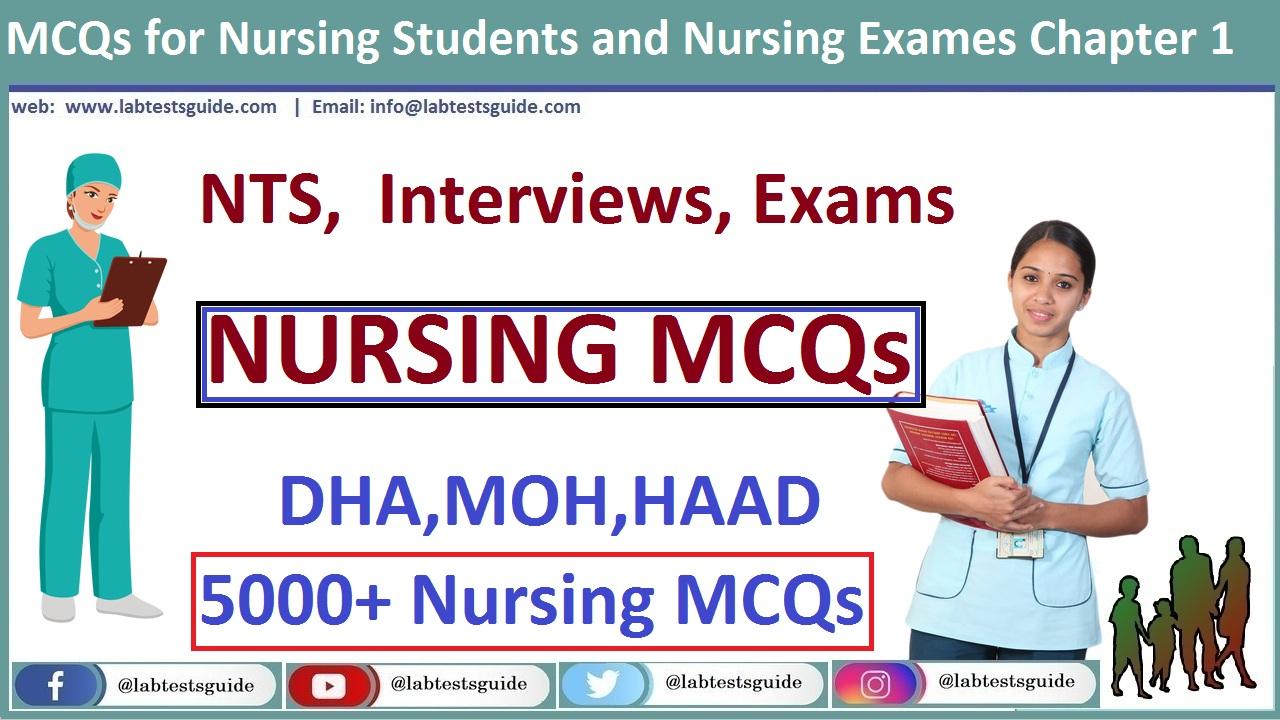 Nursing MCQs 1